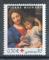 3620** Croix Rouge - Nuevos