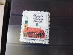 ALLEMAGNE  TIMBRE OBLITERE YVERT N° 1351 - DDR