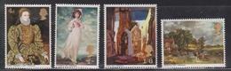 GREAT BRITAIN - Scott # 568-71 Mint Never Hinged - QEII Paintings Issue - 1952-.... (Elizabeth II)