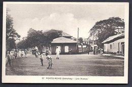 Dahomey PORTO-NOVO Une Avenue - Dahomey