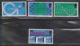 GREAT BRITAIN - Scott # 601-4 Mint Never Hinged - QEII British Technological Advances - 1952-.... (Elizabeth II)