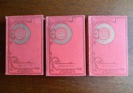 Jules Verne - Les Enfants Du Capitaine Grant - 3 Volumes Hachette Vers 1920 (complet) - Boeken, Tijdschriften, Stripverhalen
