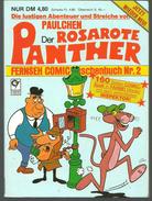 DER ROSAROTE PANTHER - FERNSEH COMIC TASCHENBUCH N° 2 - Livres, BD, Revues