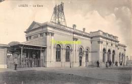 CPA  LEUZE LA GARE - Leuze-en-Hainaut