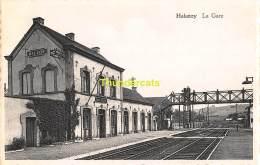 CPA HALANZY LA GARE - Aubange