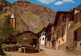 ANDORRE Encamp, Rue Typique - Andorre
