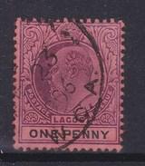 LAGOS 1904-1905 - Nigeria (...-1960)