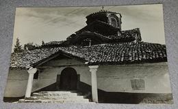 OHRID, ST. KLIMENT'S CHURCH 1957.- MACEDONIA, MAKEDONIJA- ORIGINAL OLD POSTCARD - Macedonia