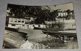 OHRID, FISHING VILLAGE 1957.- MACEDONIA, MAKEDONIJA- ORIGINAL OLD POSTCARD - Macedonia