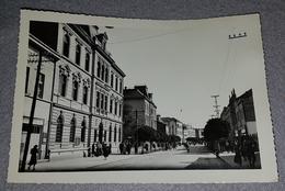 ŠABAC, SERBIA, SERBIEN- MARSHAL TITO STREET, ORIGINAL OLD POSTCARD - Serbia
