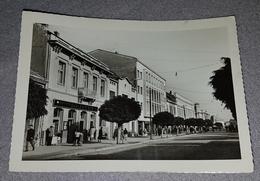 ŠABAC, SERBIA, SERBIEN 1958. MASARYK STREET, ORIGINAL OLD POSTCARD - Serbia