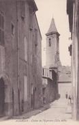 13----AUBAGNE---clocher De L'espèrance--( XVe Siècle )---voir 2 Scans - Aubagne