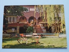 Hostellerie D'INZEPRE Barvaux ( Hotel - Pension ) Anno 1981 ( Zie Foto Voor Details ) !! - Durbuy