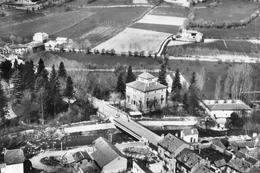 66 - Bourg Madame - Le Pont International - Vue Aérienne - Autres Communes