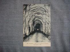 Route De La GRAVE  Au LAUTARET  -  05  -   Un Tunnel  -  Hautes Alpes - France