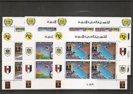 Libye ( BF 30A /32B XXX -MNH) - Libia