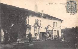 70 - HAUTE SAONE / Citers - Postes Et Télégraphes - Beau Cliché Animé - Défaut - Autres Communes