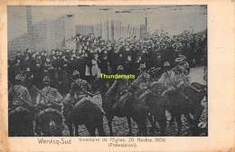 CPA WERVIK WERVICQ  SUD INVENTAIRE DE L'EGLISE 1906 - Wervik