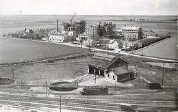 - Dpts Div.-ref-NN694- Loiret - Pithiviers - La Malterie - Malteries - Lignes De Chemins De Fer - Locomotive - Trains - - Pithiviers