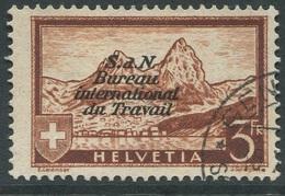 1601 - 3 Fr. BIT Mit Sauberem Eckstempel - Dienstpost