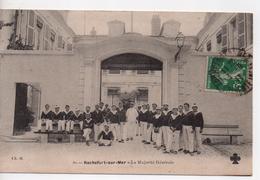 CPA.17.Rochefort-sur-Mer.1911.La Majorité Générale.animé Marins. - Rochefort