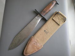 Couteau Us Bolo1918 - 1914-18