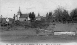 Environs De LATOUR D'AUVERGNE - Le Village De SAINT PARDOUX - Plan Original - BE+ - Autres Communes