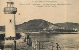 DIELETTE - Phare De La Grande Jetée Et Entrée Du Port - France