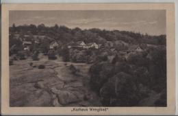 Kurhaus Wengibad - Stempel: Affoltern Am Albis - Photo:Ph. Linck - Timbres