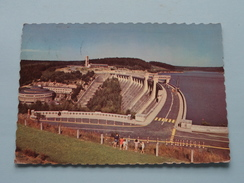 Barrage De La Vesdre / Afdamming Van De ... () Anno 1960 ( Zie Foto´s Voor Detail ) !!! - Eupen