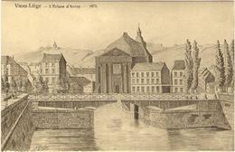 Vieux-Liège   ---  L'Ecluse D'Avroy - 1873 - Luik