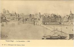 Vieux-Liège   ---   La Sauvenière  -  1816 - Luik