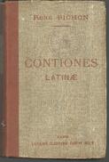 René PICHON CONTIONES LATINAE, Discours, Extraits Des Historiens Latins - Livres, BD, Revues