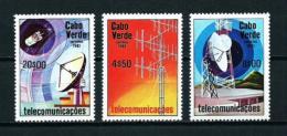 Cabo Verde  Nº Yvert  448/50  En Nuevo - Islas De Cabo Verde