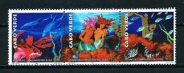Cabo Verde  Nº Yvert  704/6  En Nuevo - Islas De Cabo Verde