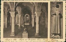 AK Speyer, Krypta Mit Grabplatte Kaiser Rudolf V. Habsburg, O 1914 (2504) - Speyer