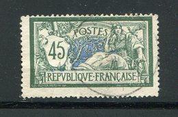FRANCE- Y&T N°143- Oblitéré - Usati
