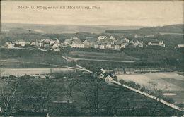 AK Homburg, Heil- U. Pflegeanstalt, O 1914 (2490) - Saarpfalz-Kreis