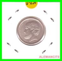GRECIA -  GREECE  MONEDA  --  DE  5  DRACHMAI  AÑO 1976  -   Copper-Nickel, 22,5 Mm. - Grecia