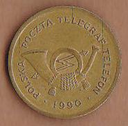 AC -  POLAND POLSKA TELEPHONE TELEGRAF 1990 C TOKEN JETON - Monetary /of Necessity