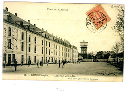 Dunkerque Caserne Jean Bart ( Chateau D´eau ; Repro - Dunkerque