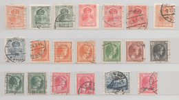 LUXEMBOURG LOT TIMBRES DONT ANCIENS TOUS ETATS - Luxembourg