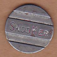 AC - SNOOKER TOKEN JETON - Monetary /of Necessity