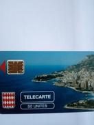 MONACO MF2 ROCHER MONACO FLECHE ROUGE 50U SC3 ON UT N° 107639 PE - Monaco