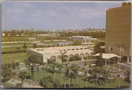 Sherapo Gardens Adjoining Hotel Inter-Continental, Karachi, Pakistan, 1979 Used Postcard [19792] - Pakistan