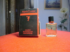 MEN'S CLASSIC - FETER SHAVE 5 ML De MULHENS 4711 - Miniatures Modernes (à Partir De 1961)