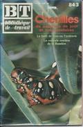BT Bibliothèque De Travail-N°843-1er Avril 1977-Chenilles De Papillons Et Crépusculaires (Recouvert D'un Protège Livre) - Livres, BD, Revues