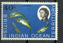 British Indian Ocean Territory1968 40 Cent  Caranx Issue #22  MNH - British Indian Ocean Territory (BIOT)