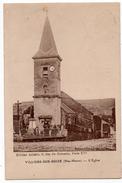 Villiers Sur Suize : L'église (Edition Artistic, Paris) - Autres Communes