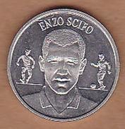 AC -  ENZO SCIFO URBSFA KBVB FOOTBALL SOCCER PLAYER TOKEN JETON - Monetary /of Necessity